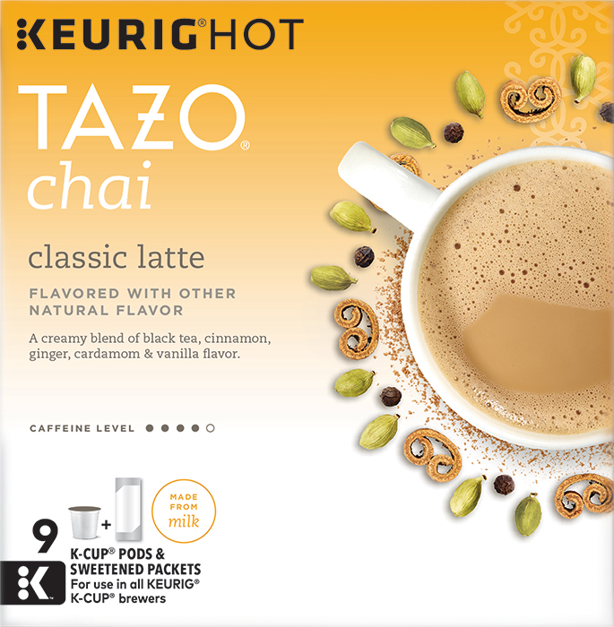 Classic Latte K-Cup<sup>®</sup> Pods