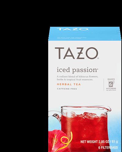 Passion tazo tea