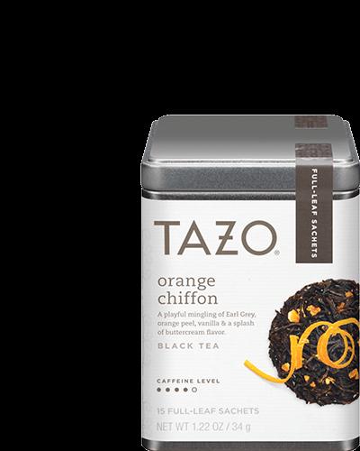 Tazo earl grey full leaf tea