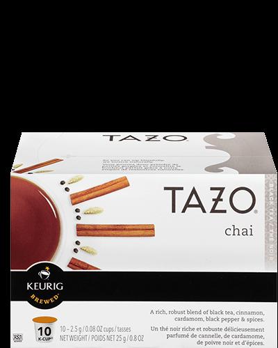 Chai Black Tea K-Cup® Pods