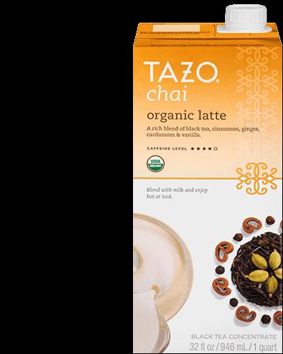 Chai Organic Latte Concentrate