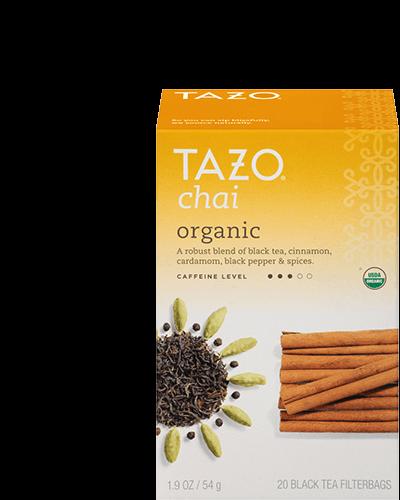 Chai Organic Tea