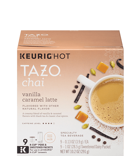 Chai Vanilla Caramel Latte K-Cup® Pods