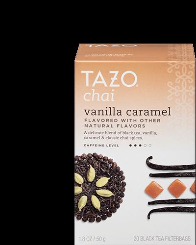 Chai Vanilla Caramel Tea